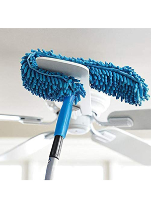Flexible Feather Magic Microfiber Cleaning Duster Brush for Extendable Rod, Dust Clea sh