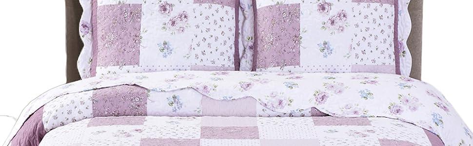 Quilt Coverlet Bedspreads