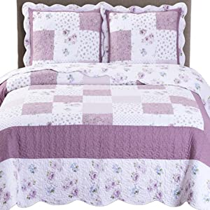 full-queen Quilt Coverlet Bedspreads