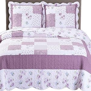king-calking Quilt Coverlet Bedspreads