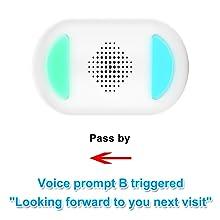 door bell for business when entering door monitor sensor door entry chime sensor welcome chimes