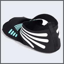 yoga shoe socks