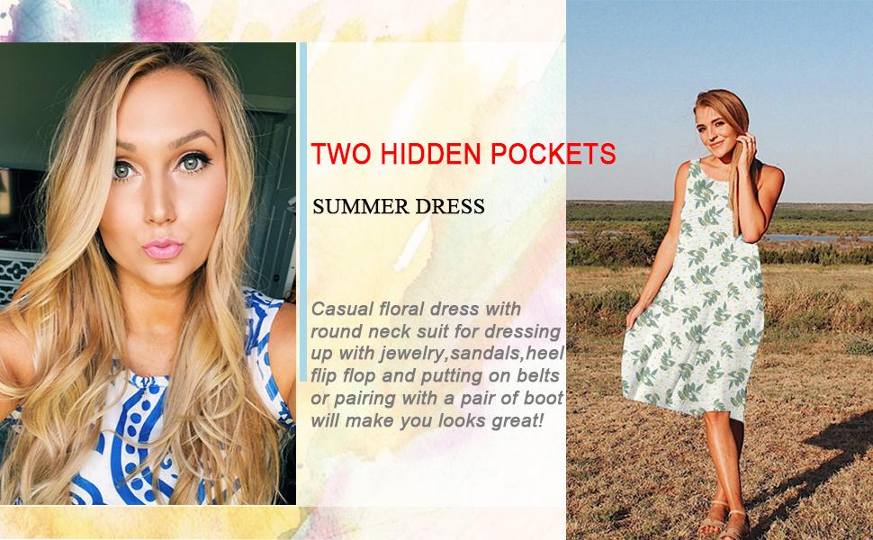 POCKETS DRESS