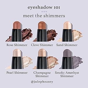 Eye 101 shimmer