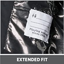 Extended Fit