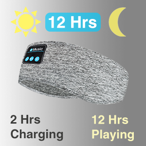 2 hours fast charging for 12 hours playtime