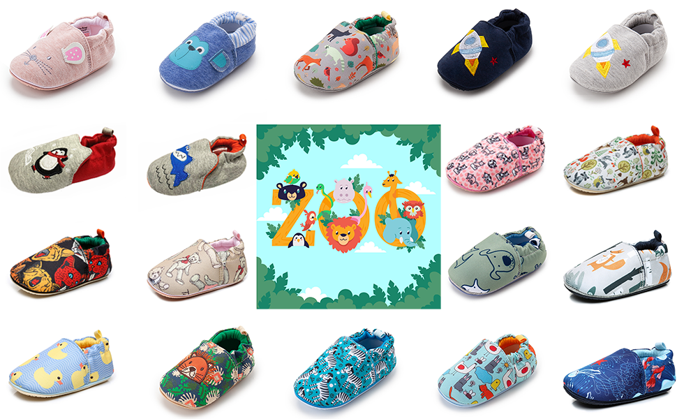 baby cartoon sneakers