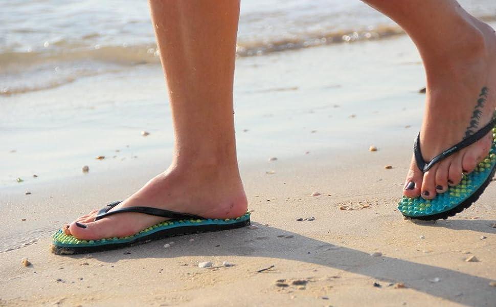 bumpers flip flops