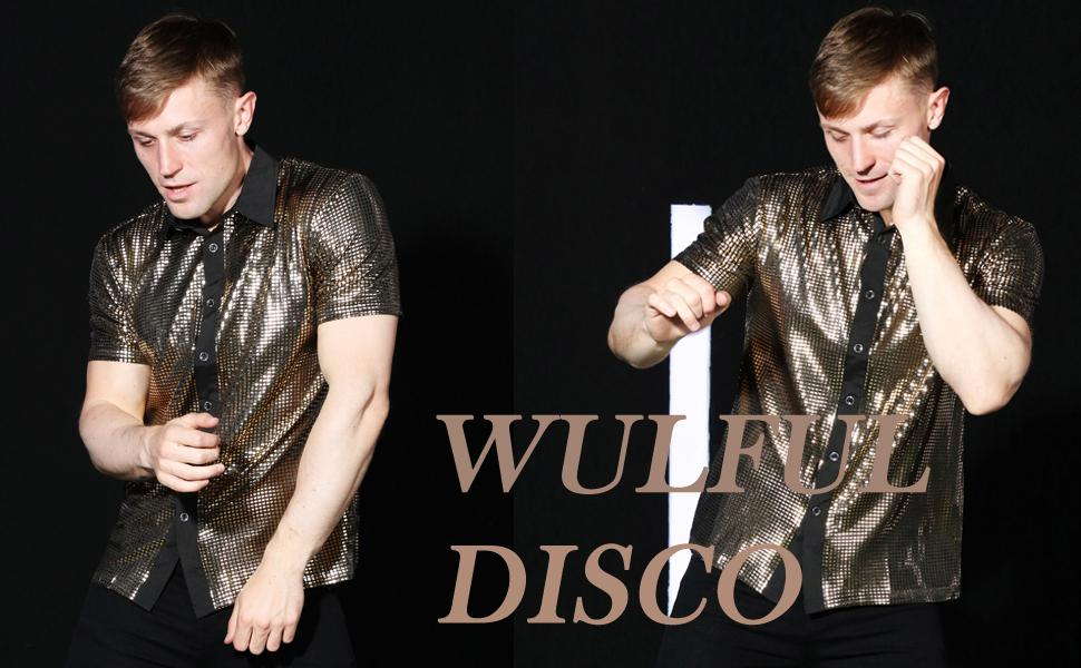 men disco