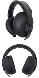baby ear protection ear muffs black