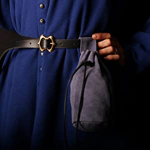 Drawstring Belt Pouch