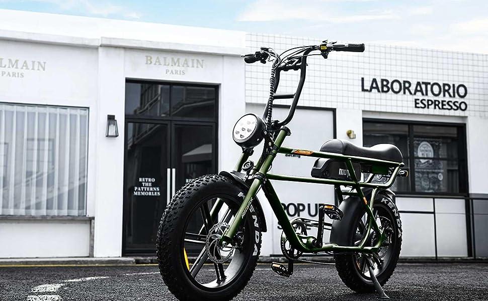 electric bike adult men