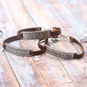 inspirational bracelets for women