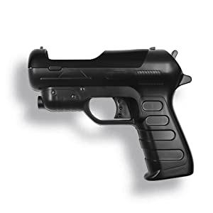 Playstation Move Controller Games Shooting Gun