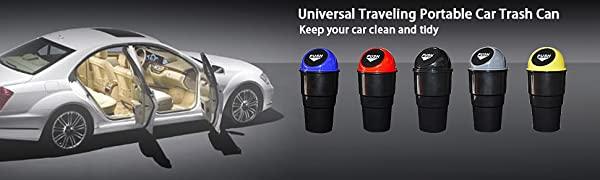 car dust bin