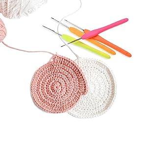 Small Sizes Crochet Hooks