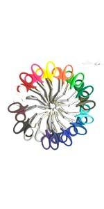 20-Pack Nurse Scissors
