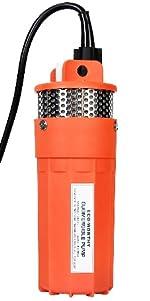 24V solar pump