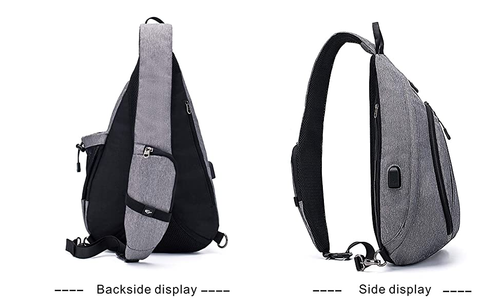 TurnWay Water-Proof Sling Backpack for Travel, Hiking, Cycling, Camping for Women amp;amp; Men