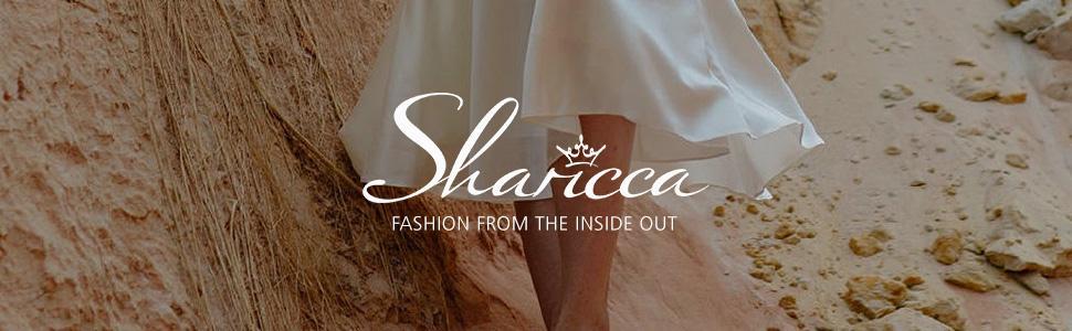 SHARICCA No Show Seamless Underwear for Women