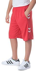 boys mesh shorts