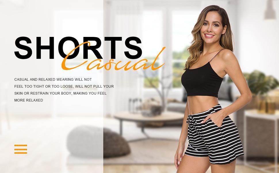 womens pajama shorts