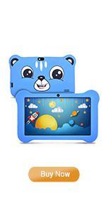 tablets for kids (Blue)