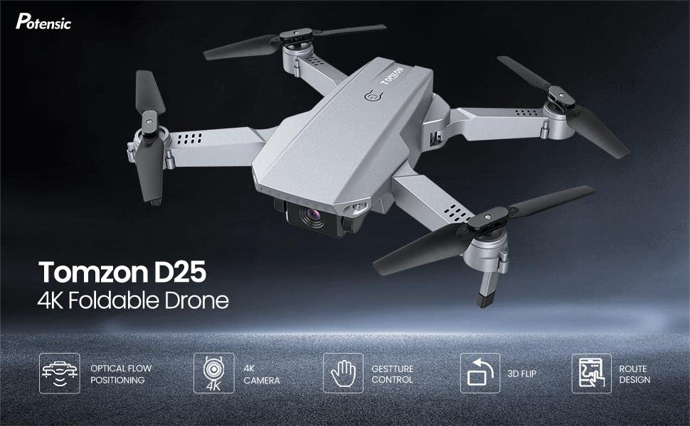 Potensic D25 Drone with Camera for Adults