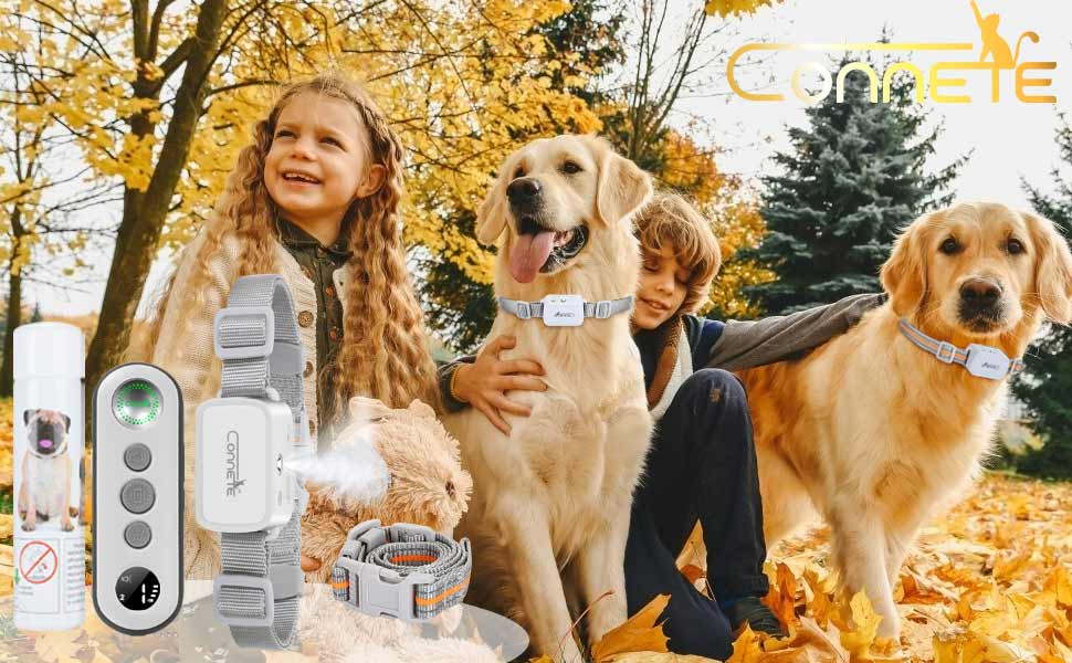 1. 520 Citronella Spray Dog Training Collar with Remote