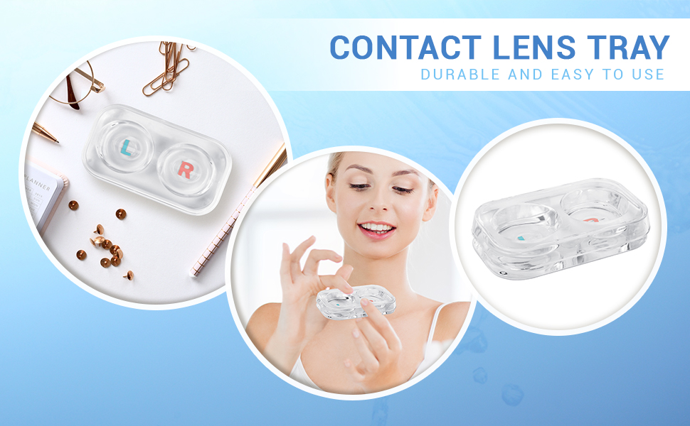 home eye contacts eye contacts storage lentes de contacto de colores contact case color contact case