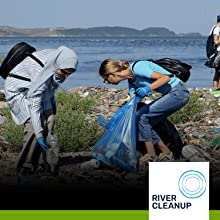 River Cleanup plastic ocean
