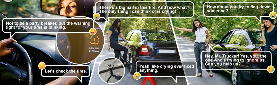 Jethax Tire Inflator