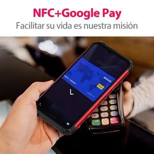 NFC+ GOOGLE PAY