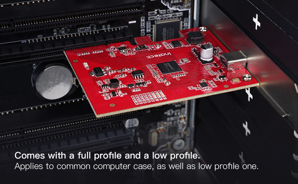 PCIe usb 3.0