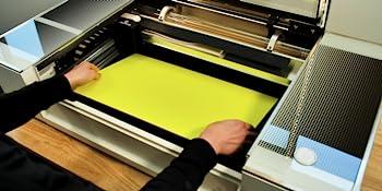 Glowforge ready material laser safe Mophorn Epilog Orion Mira CNC laser cutting engraving