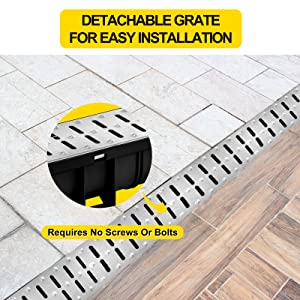 yard drainage systems