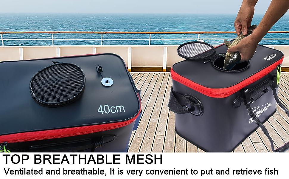 TOP BREATHANLE MESH