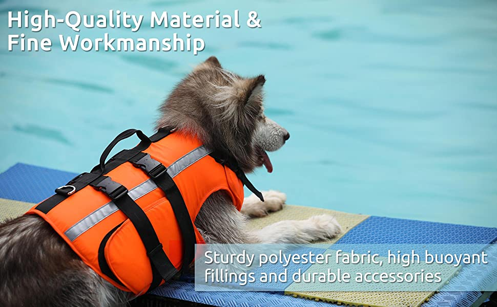 High-Quality Material & Fine Workmanship polyester fabric, durable accessories