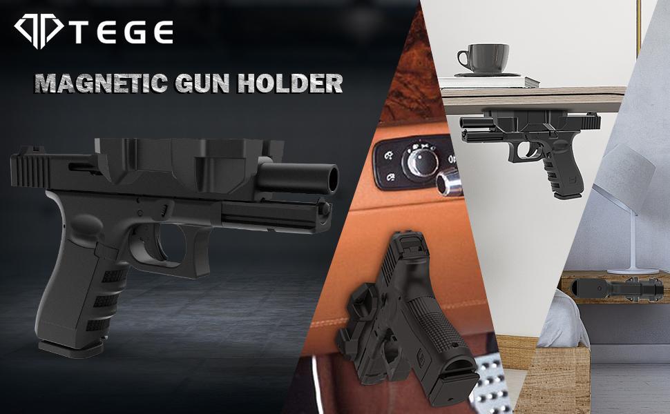 TEGE Gun Magnetic Holster