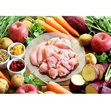 ヒューマングレードの高品質な食材を使用