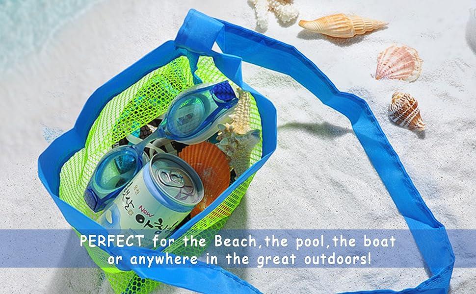 Beach Mesh Bag