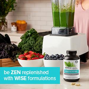 zen replenished wise formulation