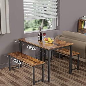 table set 4