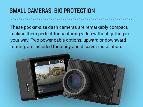 small cameras, big protection
