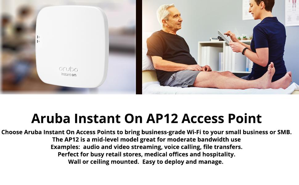 Aruba AP12