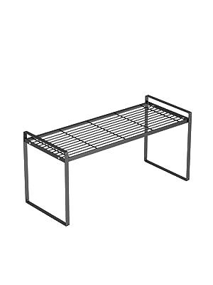 Cabinet Draining Shelf Black L