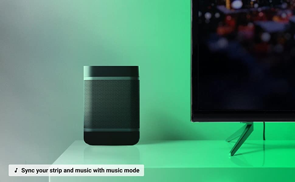 Syn Your and Music with music mode