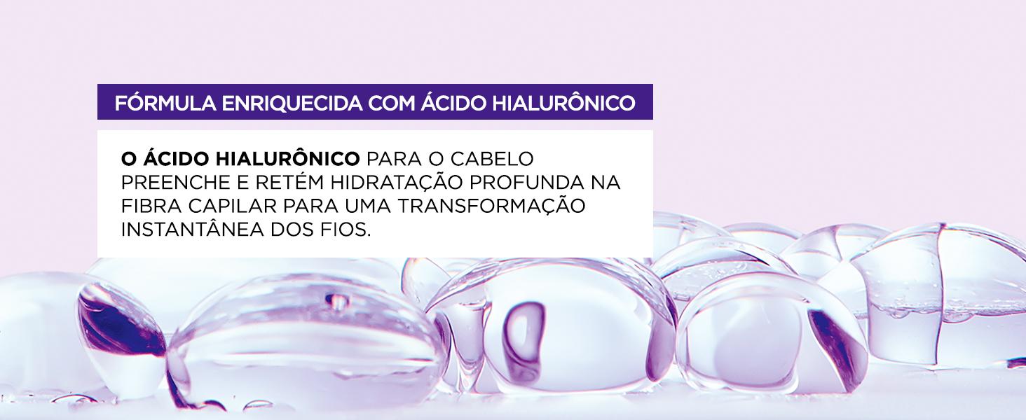 Fórmula Enriquecida com ácido hialurônico