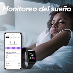 Monitoreo del sueño