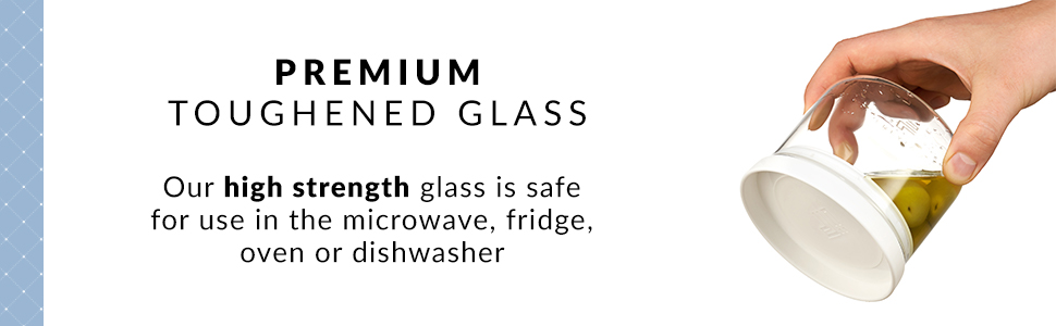 Premium toughened glass